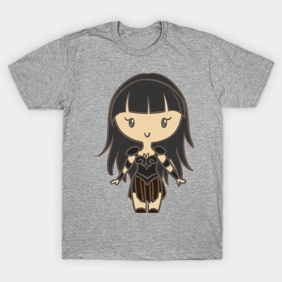 Xena Lil' CutiE T-shirt N12FD