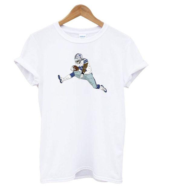 Zeke Leap Art T Shirt SR15N