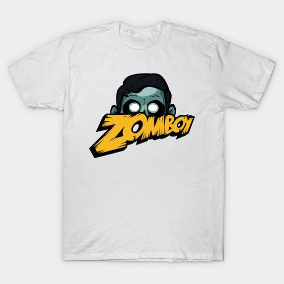 Zomboy T Shirt SR6N
