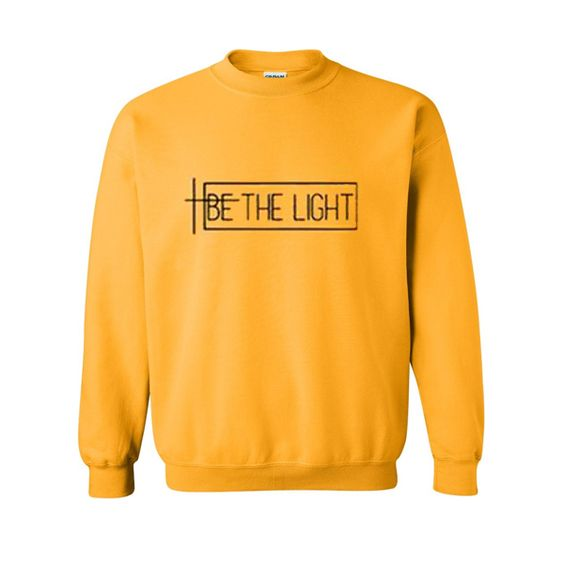 be the light sweatshirt N22AY