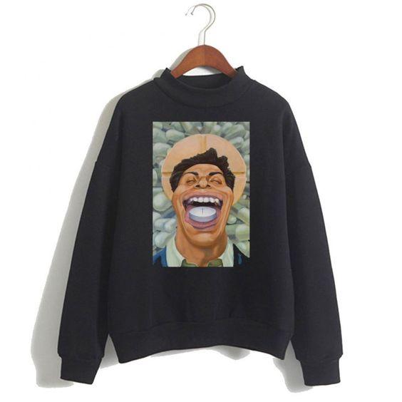 bread Drugs Sweatshirt ER15N
