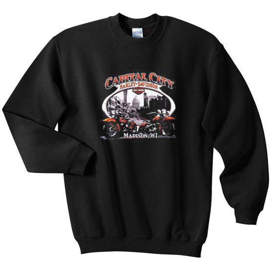 capital city sweatshirt N22AY