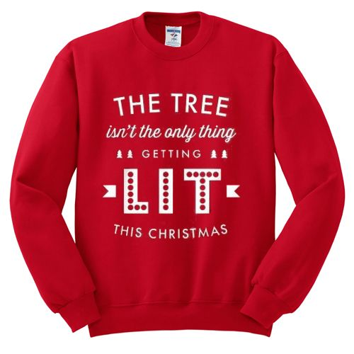 christmas Sweatshirt N21NR