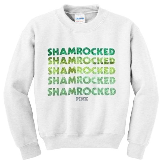 shamrocked sweatshirt N22AY
