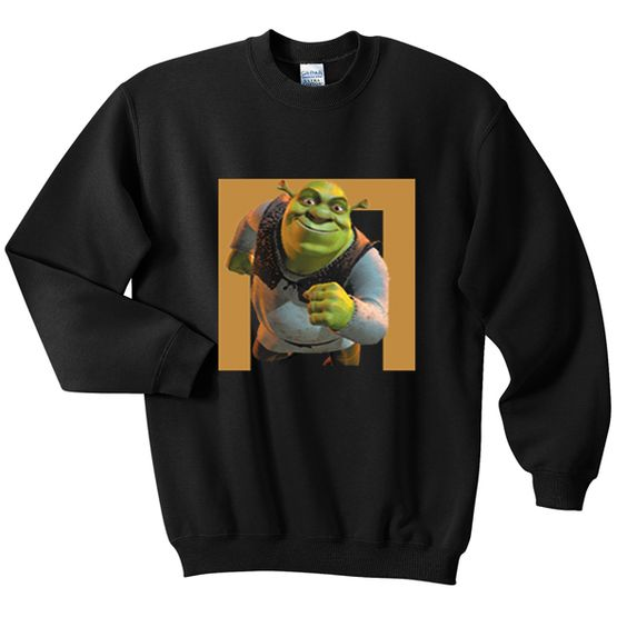 shrek the third sweatshirt N22AY