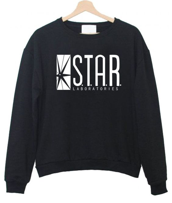 star laboratories sweatshirt N21NR