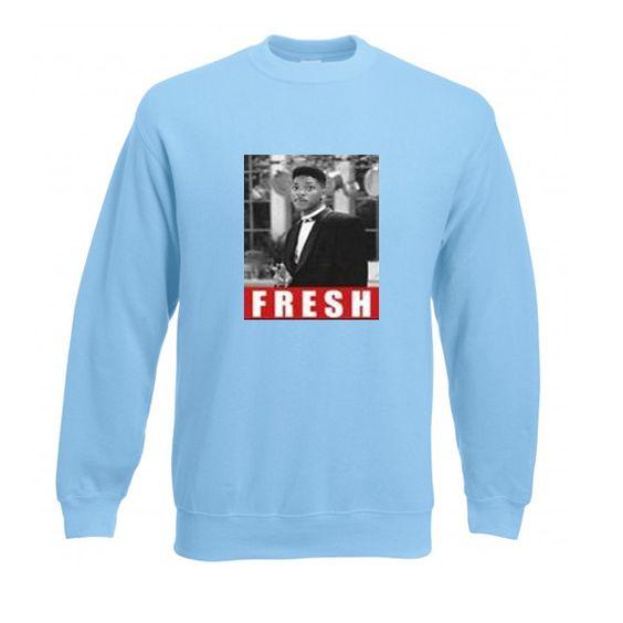 will smith fresh sweatshirt N22AY