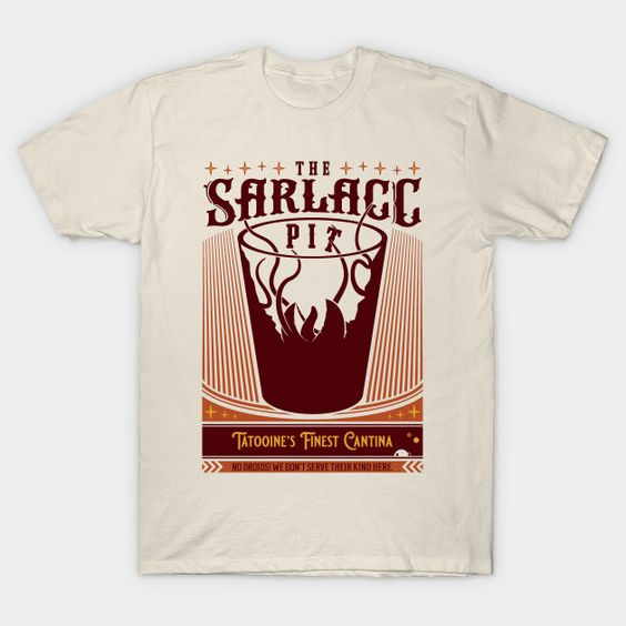 A watering hole of scum and villainy T Shirt TT24D