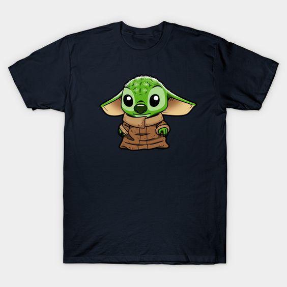 Alien Child T Shirt TT24D