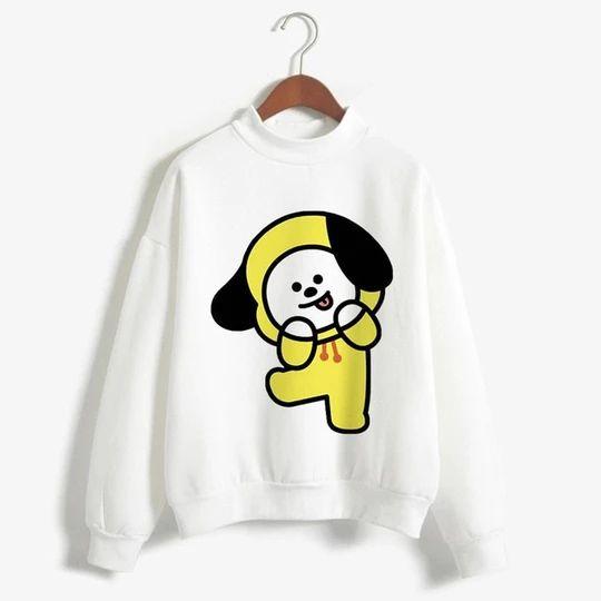 Army BTS Sweatshirt AZ2D