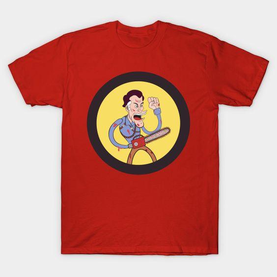 Ash vs Evil Dead T-Shirt LS27D