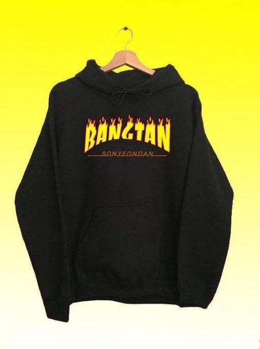 Bangtan Hoodie AZ2D