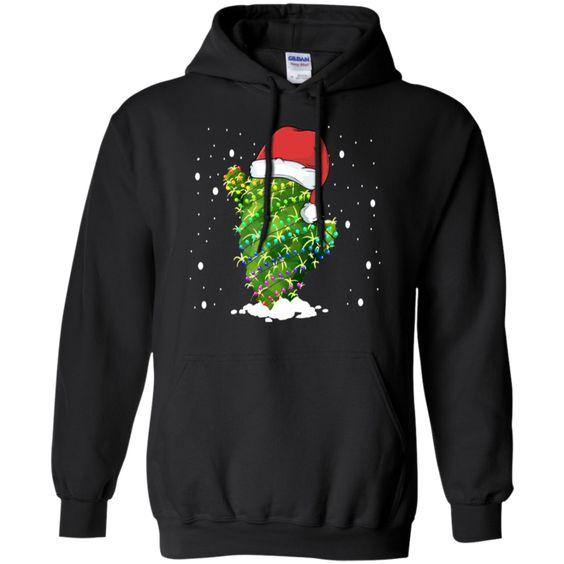 Hat Merry Christmas Hoodie D7AZ