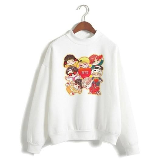 Love Yourself Sweatshirt AZ2D