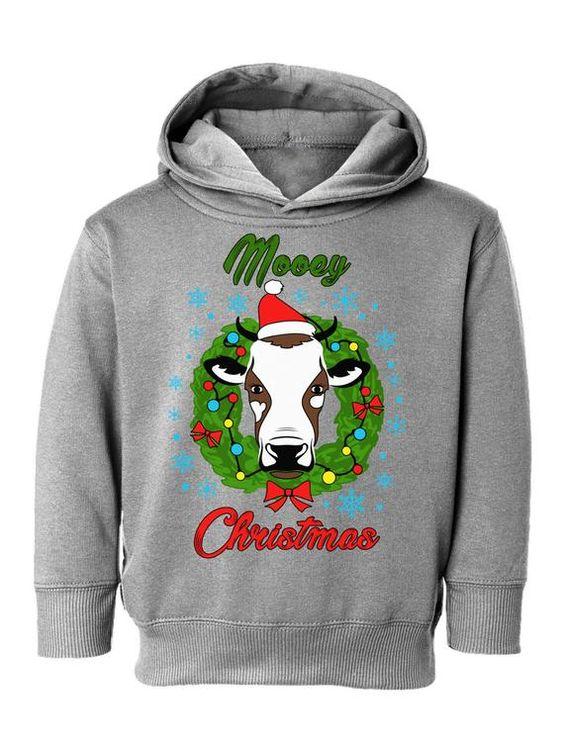 Ugly Christmas Hoodie D7EM