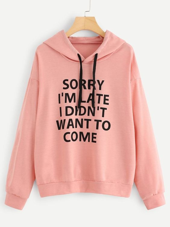 Want To Come Hoodie AZ2D