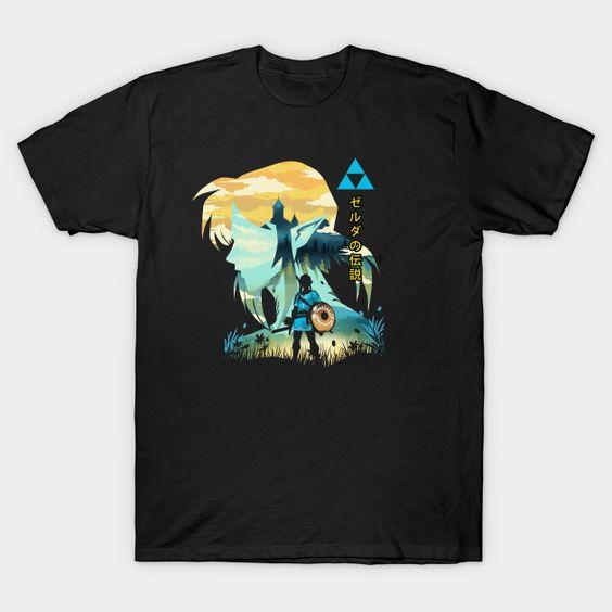 Wild Hero T Shirt SR23D