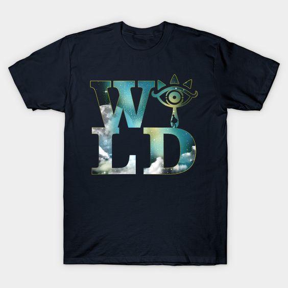 Wild Zelda T Shirt SR23D