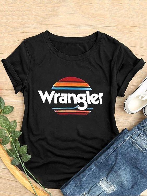 Wlangler Tshirt EL20D