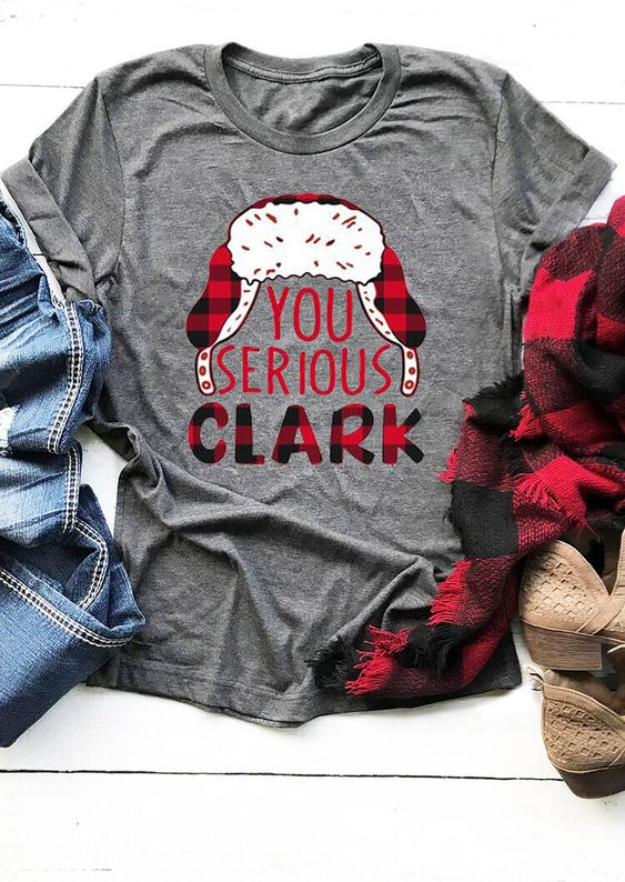 You Serious Clark T-Shirt D7EM
