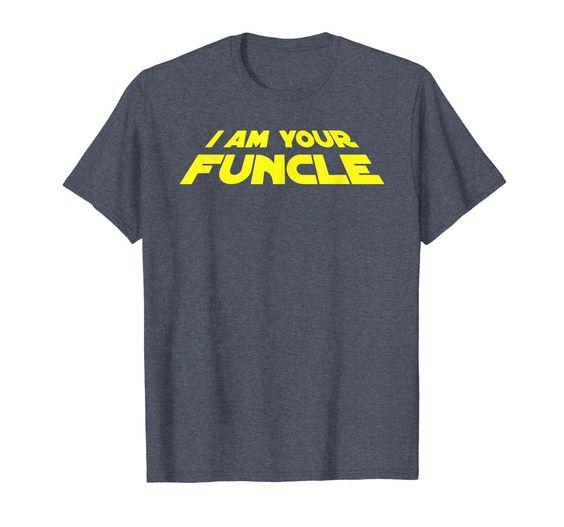 Your Funcle T Shirt SR4D