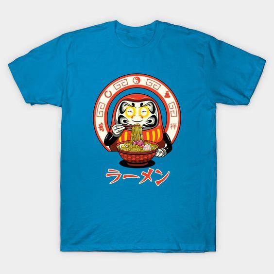 Zen Ramen T-shirt I30D