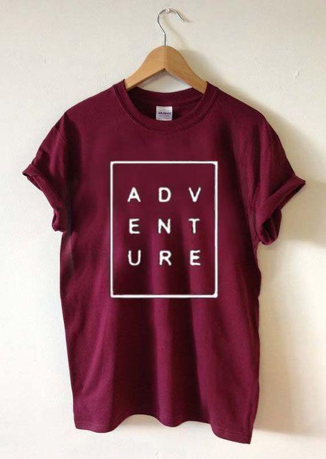 adventure t-shirt D9EV
