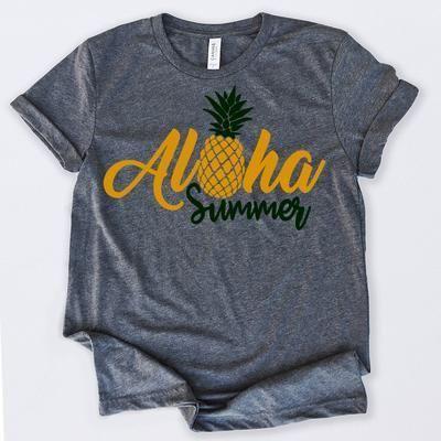Aloha Summer Tshirt EL13J0