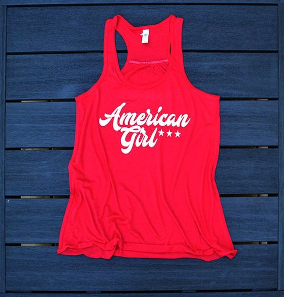 American Pride July Tanktop ND27J0