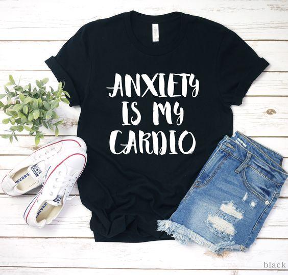 Anxiety T-Shirt DL30J0