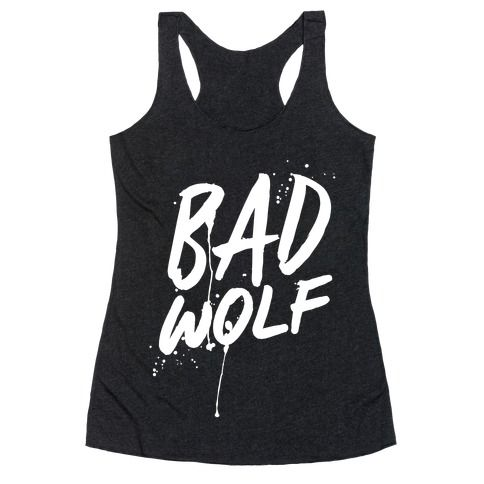 Bad Wolf Tanktop ND21J0