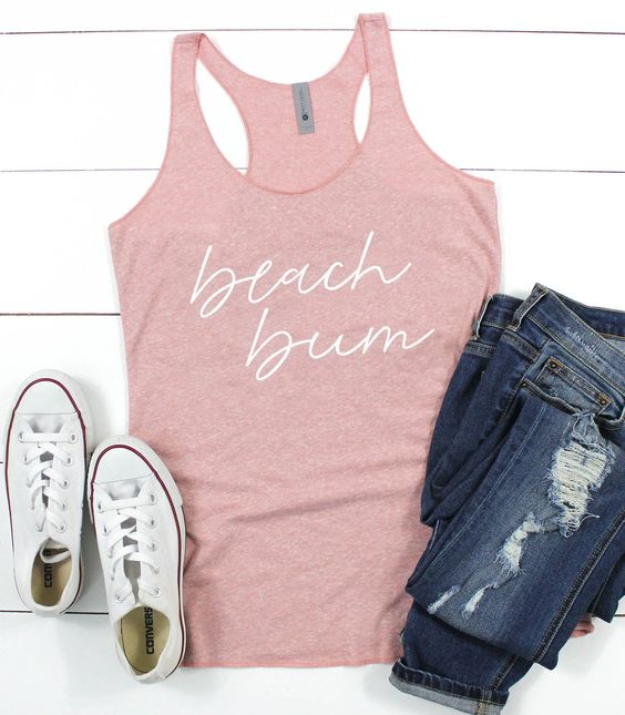 Beach Bum Tank Top DL17J0