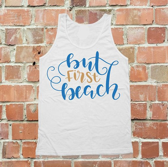 Beach Tanktop ND27J0