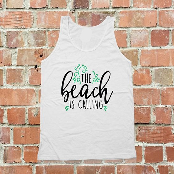 Beach Wear Tanktop ND27J0