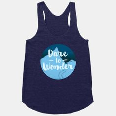 Dare To Wonder Tanktop EL13J0