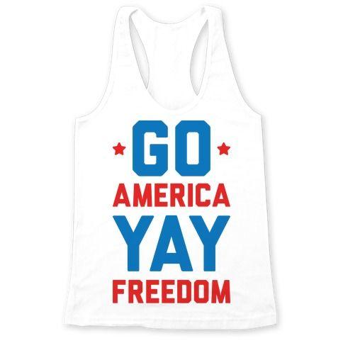 Go America Tanktop ND21J0
