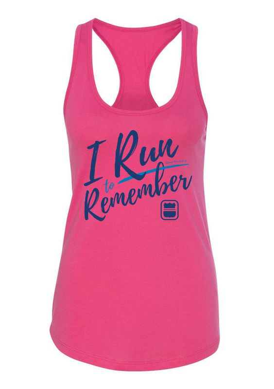 I Run Remember Tanktop ND21J0