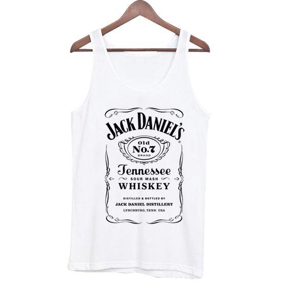 Jack Daniel's Tank Top DL17J0