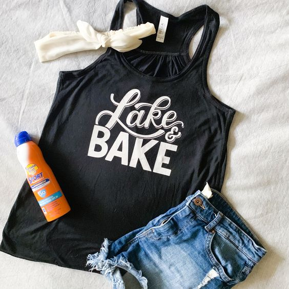 Lake and Bake Tanktop ND27J0
