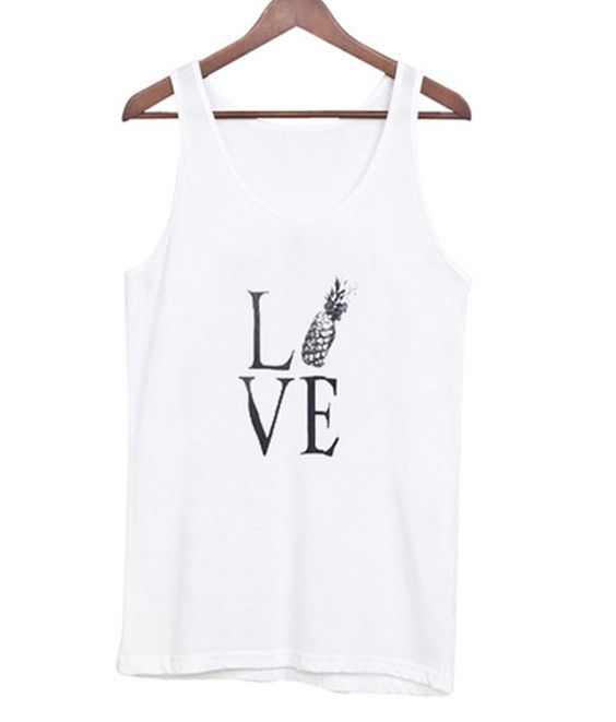 Love pineapples tanktop DL17J0