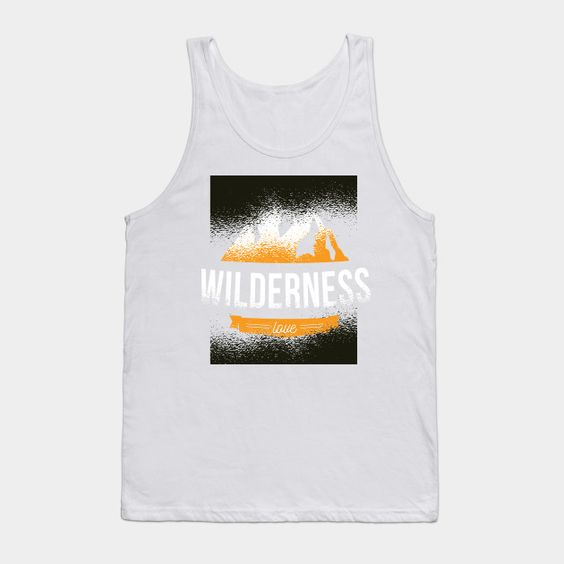 Mountain Hiking Lovers Tank Top DL17J0