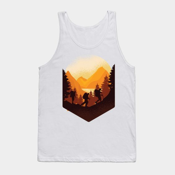 Mountain Tank Top DL17J0
