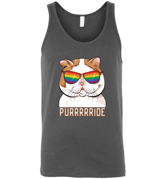 Purrrrride Tank TOp DL17J0