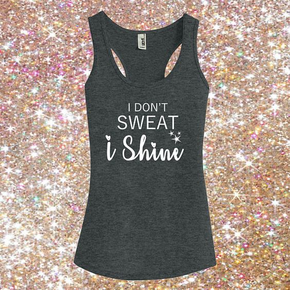 Sweat I Shine Tanktop ND27J0