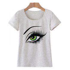 Women's Eye Tshirt FD29J0