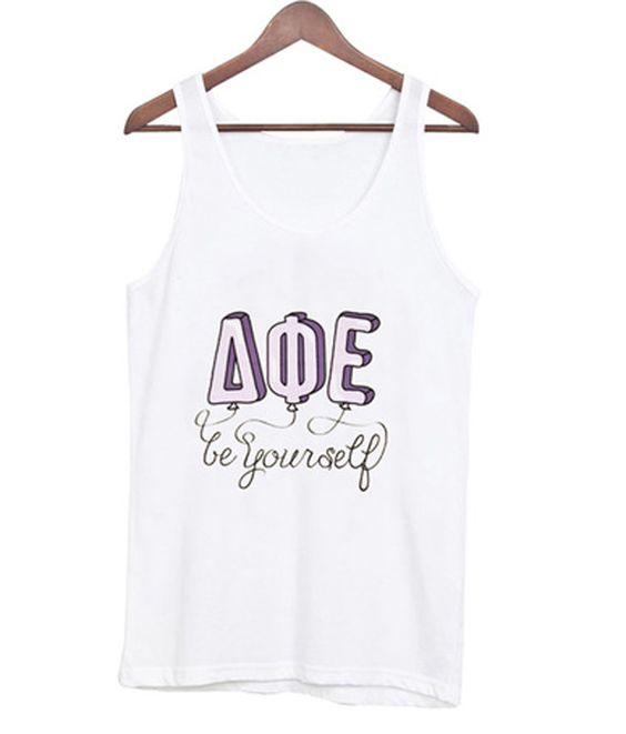 yourself AQE tank top DL17J0