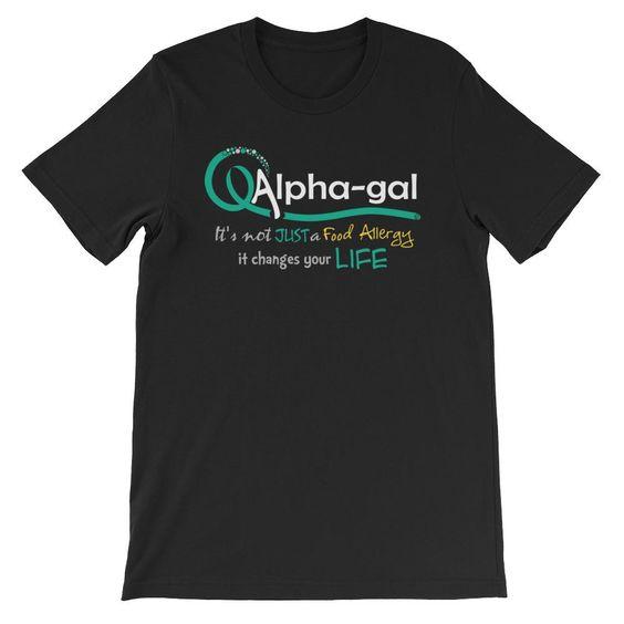 Alpha gal Awareness T-Shirt ND10F0