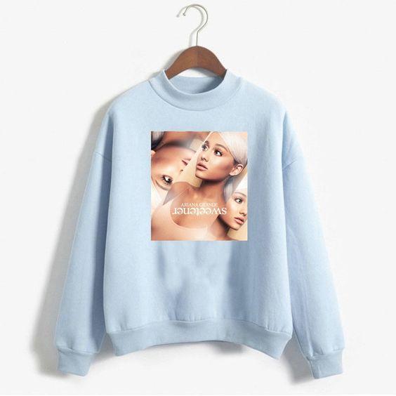Ariana sweatshirt FD4F0