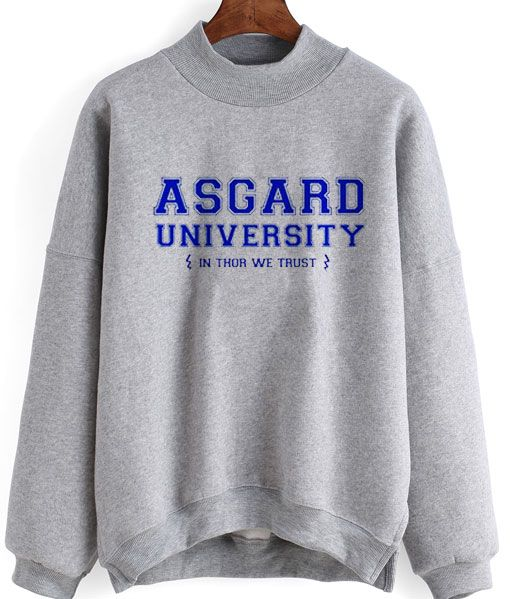 Asgard University Sweatshirt FD8F0