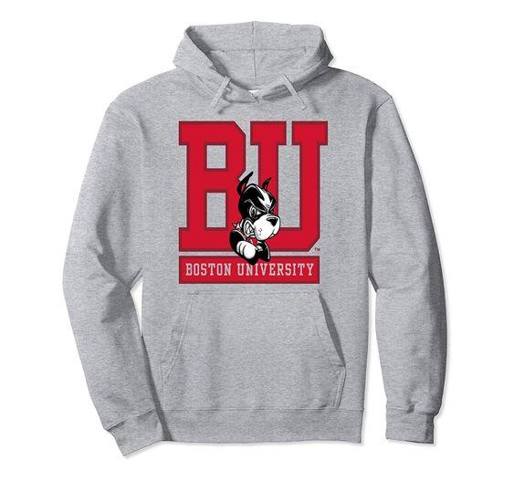Boston University Hoodie FD8F0